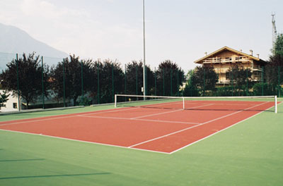 Campi Da Tennis Roma.Campi Da Tennis Cocconi Claudio Pavimentazioni Sportive E